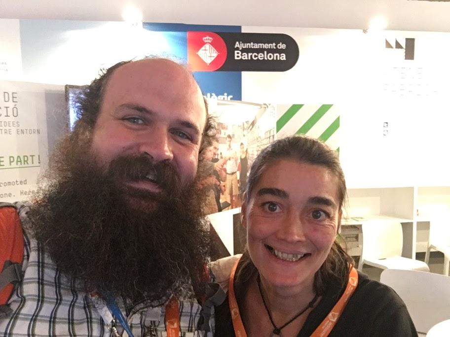 Entrevista con Nuria Martinez de la red de Ateneus de Barcelona