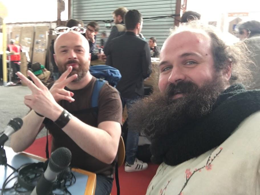 Entrevista con Romain Di Vozzo