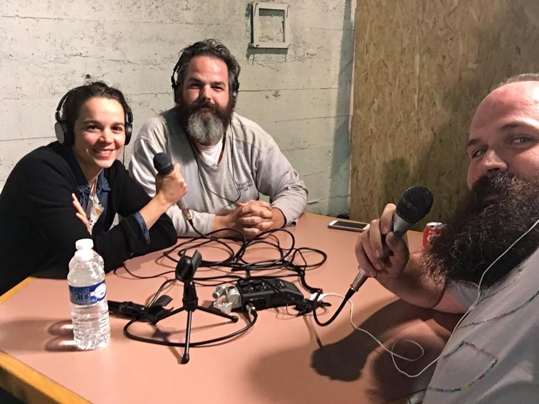 Entrevista a Camille Bosque y Olivier Gendrin