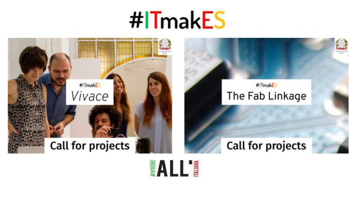 Lanzamiento del programa ITmakES en la web de la Embajada de Italia en Madrid