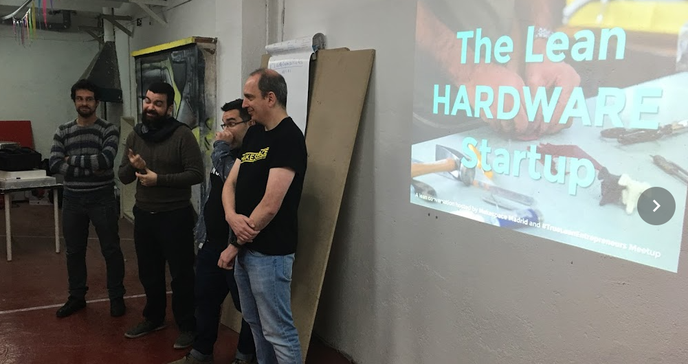 Lean Hardware Startup
