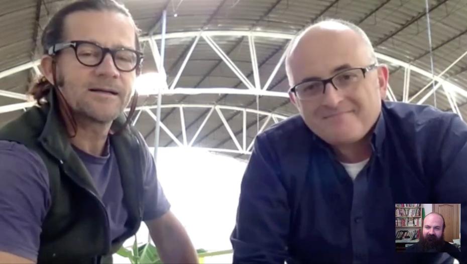 Entrevista con Mario y Manolo de Fablab Valencia Oceano Naranja