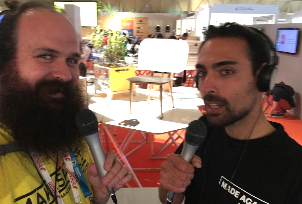 Entrevista Mattia Bernini de Precious Plastic