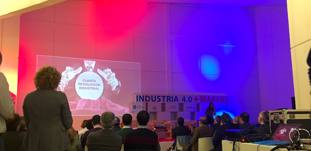 Tendencias Maker: Industria 40 + makers
