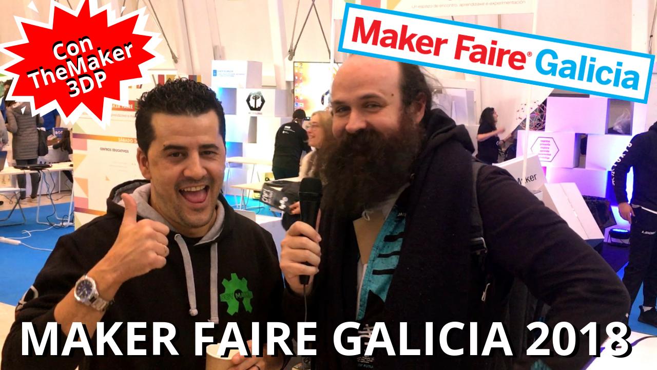Maker Faire Galicia 2018