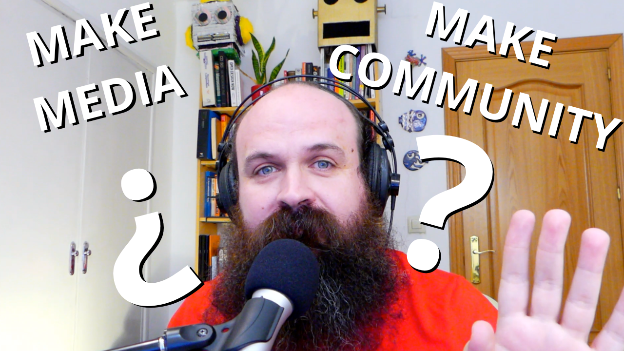 Make Media se convierte en Make Community