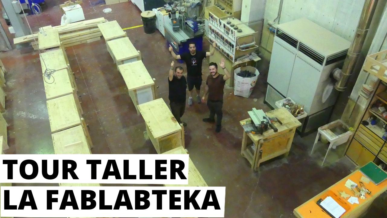 Tour Taller FablabTeka
